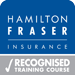 Hamilton Fraser Insurance, Recognised Training Course